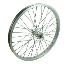 Speichenrad Alufelge 1,2x16, Speichen chrom Simson für Anhänger S51 S50 Schwalbe