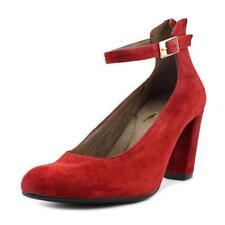 Zapatos de tacón de mujer de color principal rojo talla 38