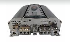 NEW Lanzar Pro 10 Farad Car Audio Capacitor Power Cap + Digital Voltage Display