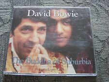 David Bowie:  Buddha of Suburbia    CD Single     NM