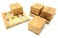 C26622 Integy Realistic Wooden Pallet & Packaging Box Kit for 1/10 Scale Crawler