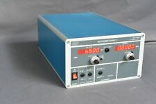 FUG HCP 14-6500 6.5kV power supply with remote control