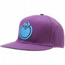 Nomis Team Fitted Hat Purple Baseball Cap Size 7 1/4 New