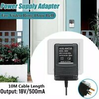 10M Power Supply Charging Adapter Charger For Transformer Kit Video Ring Doorbel