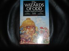 Wizards of Odd: Comic Tales of Fantasy by Terry Pratchett (Hardback, 1996 1/1)