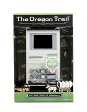 The Oregon Trail Electronic Handheld Game NEW SEALED