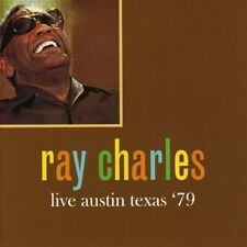 Ray Charles - Live Austin Texas '79 (2016)  CD  NEW/SEALED  SPEEDYPOST