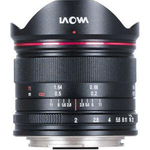 Laowa 7.5mm f/2 MFT Micro Four Thirds Ultra Light Version
