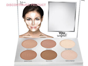 it Cosmetics You Sculpted! Universal Contouring Palette for Face & Body New
