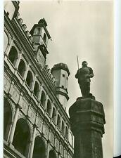 POZNAN POLAND RATUSZ BUILDING VIEW (JL4-569)