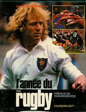 L'année du Rugby-Francesa Rugby anual (no9) 1981