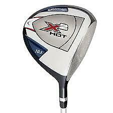 NEW Callaway X2 Hot 10.5 Driver, Upgraded Shafts