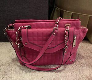 jessica simpson Handbag USA Design Hot Pink
