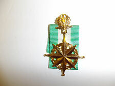 b0400 RVN Vietnam Police Honor Medal 1st class Gold Canh Sat Danh Du IR5G