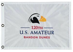 2020 US AMATEUR Official (Bandon Dunes) EMBROIDERED Golf Flag
