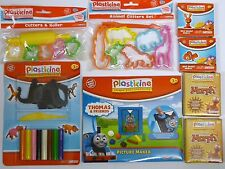 Plasticine Mega Play Set Modeling Craft Art Toys - New & Packaged