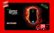 Razer abyssus mouse mirror edition oem Gaming Ambidextrous V2 Essential
