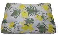 Avon Sealed 28cm Toiletries Bag with Zip.Tropics Green.