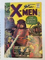 X-MEN 16January 1966Marvel Silver Age Comic Stan Lee & Jack Kirby
