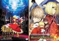 Fate/Extra Last Encore (Chapter 1 - 13 End) ~ All Region ~ Brand New & Seal ~