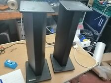 Pair of Atacama speakers stands, specs in description. (823)