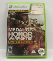 Medal of Honor: Warfighter -- Limited Edition (Microsoft Xbox 360, 2012) A