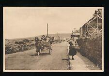 Ireland Co Kerry WATERVILLE street scene c1930/40s? PPC by Rosehill