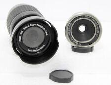 OSTL 16x Super Tele Lens ∞~0.25/0.82FT 42mm & F3.2, f=7.45mm BFL2.85mm POLO DSLR