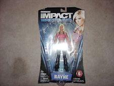 TNA Deluxe Impact 6 Madison Rayne MOC Figure, Mattel Elite, DIvas, WWE, WCW