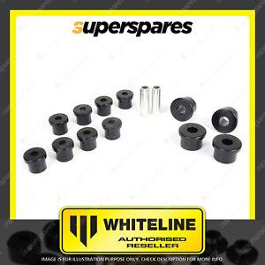 Whiteline Rear Spring kit for SUZUKI JIMNY 1000 JA51 Premium Quality