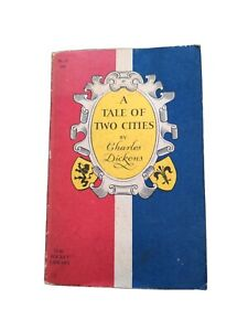 A Tale Of Two Cities (Vintage Paperback 1955) Charles Dickens Pocket Library