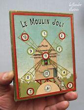 petit jeu de société 1900 - le moulin joli - MD paris JFJ
