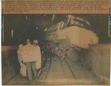 8CC912 LASER WIRE RP 1978 AMTRAK RAILROAD ENGINE #223 PICO RIVERA CA