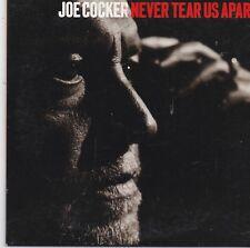 Joe Cocker-Never Tear Us Apart cd single