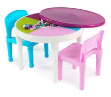 Toddler Table And Chair Set Child Play Set Kid Toy Activity In-Outdoor Set USA