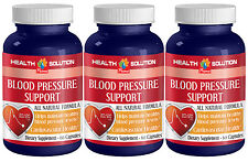 Heart vitamins - BLOOD PRESSURE SUPPORT COMPLEX - Blood cell formation, 3B