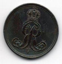 Germany - Hannover - 1 Pfennig 1862