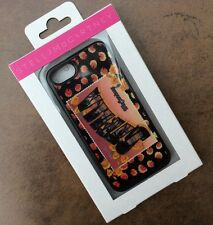 STELLA McCARTNEY BLACK FLORAL PRINT IPHONE 5S MOULDED CASE BNIB MADE IN ITALY