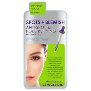 Skin Republic 25ml Spot and Blemish Anti Spot & Pore Refining Face Mask Tea Tree