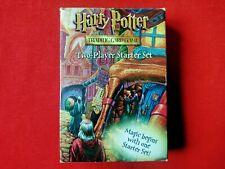 HARRY POTTER - TRADING CARD GAME - 2 PLAYER STARTER SET - 2001 - VGC