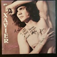 "Xavier ""Sere"" Vinyl Record LP (unverified autograph on front cover)."