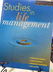 STUDIES IN LIFE MANAGEMENT Preliminary and HSC Course