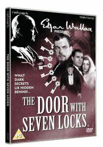 THE DOOR WITH SEVEN LOCKS DVD Leslie Banks EDGAR WALLACE PRESENTS MOVIE