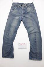 Levi's Engineered 153 Boyfriends Jeans gebraucht (Cod.F1175) Größe 46 W32 L34