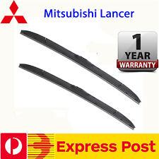Windscreen Wiper blades for Mitsubishi Lancer EVO 2001-2005 Front Pair