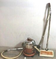 Vintage Rainbow Rexair Vacuum Model D  w/ Water Basin & Attachments WORKING