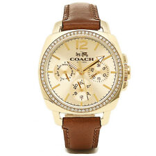 Coach Ladies CABSM Analog Dress Quartz Watch (Imported) 14502172