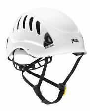 HELMET FOR INDUSTRY CASCO ALVEO VENT WHITE PETZL