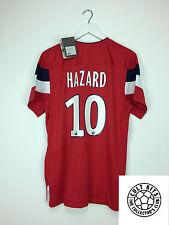 Lille HAZARD #10 11/12 *BNWT* Home Football Shirt (L) Soccer Jersey