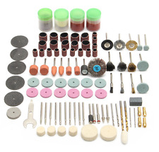 142pcs Electric Grinder Rotary Tool Accessories Kit Mini Rotary Power Drill Mult